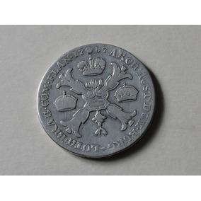Austria 1787 Kronenthaler 29,44 Gramas Prata 873