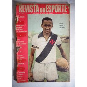 Revista Do Esporte N°123 Futebol Vasco 1961 No Estado