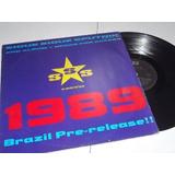 Lp Vinil - 1989 Brasil Pre-release !!