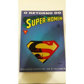 O Retorno Do Super-homem. Vol.1. Ano 1994.