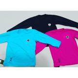 Camisas De Compressão Com Proteção Uv.(shark Leather)