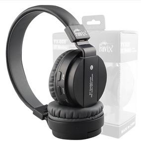 Fone Ouvido Favix B08 Sem Fio Bt Headset Fm Radio Sd Stereo