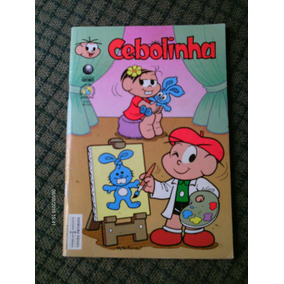Cebolinha N. 231 - Editora Globo