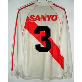 Camiseta River Plate adidas Sanyo 1993 #3