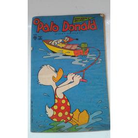 Revista Pato Donald N° 1094 Ano 72 Editora Abril Bom Estado