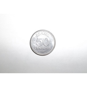 50 Centavos 1987 Raridade
