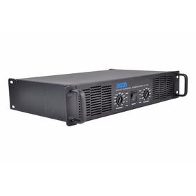 Potencia Amplificador Moon Pm120 480w 2 Canales Zona Norte