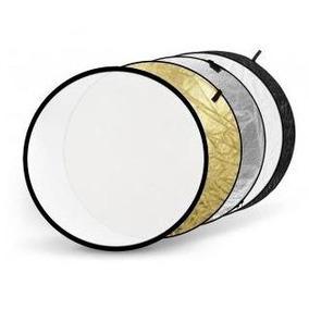 Rebatedor Circular 5x1 110cm Refletor Fotografico E Difusor