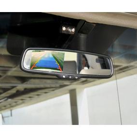Retrovisor Câmera De Ré P/ S10,onix,spin,classic,prisma
