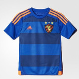 Camisa Sport Recife Infantil Azul 2016 Oficial adidas