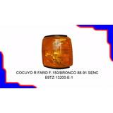 Cocuyo Mica Lateral Derecho / Izquierdo Ford F-150 Bronco 88
