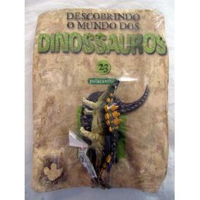 Miniatura Descobrindo O Mundo Dinossauros 23 Polacanthus