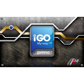Atualização Gps 2017 Com 3 Navegadores Igo8 Amigo Primo