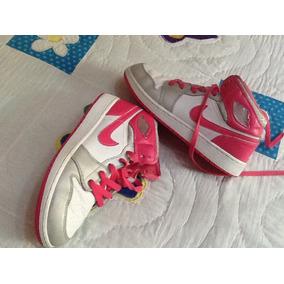 3b0bb6fff339f Tenis Jordan Para Mujer Rosas - Tenis en Mercado Libre México