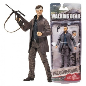 The Walking Dead Governador 15 Cm Mcfarlane Toys