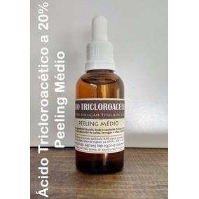Ácido Tricloroacético(tca) 20% + Neutraliz (2x50ml) + Envio