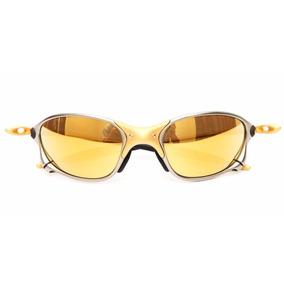 Oakley Dart Gold Produto 100 De Sol Juliet - Óculos em São Paulo no ... 1d5bc979c6