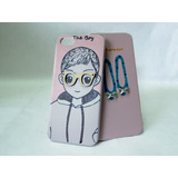 Forro Iphone 5, 5c, 5s Chic Girl