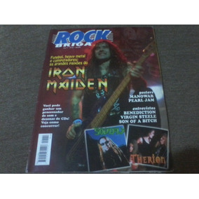 Rock Brigade Iron Maiden Nº 142
