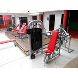 Musculação Fitness Máquinas Aparelhos Para Academia