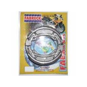 Patim (lona) De Freio Sundown V-blade 250 Fabreck (par)