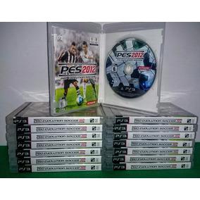 Pro Evolution Soccer 2012 Pes 12 Pt Br Ps3 Faço Desconto!!