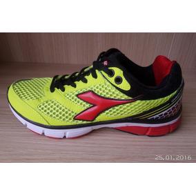 Tenis Diadora C2601 Yellow / Black - Fenix