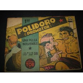 Pif Paf 2 Antiguos Comics- Nacional - Ed. Tor No Envio