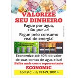 Equipamento Para Economisa Energiar E Agua Economic