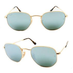 Oculos Ray Ban Hexagonal 54 - Calçados, Roupas e Bolsas no Mercado ... f5a167a400