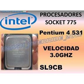 Intel Pentium 4 Processor 531 Supporting Ht 775 Negociable