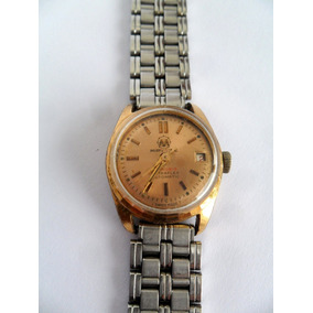 927c1c61517 Relogio Mirvaine Banhado A Ouro - Relógios De Pulso no Mercado Livre ...