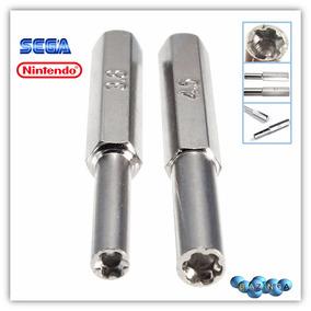 Par Chaves Gamebit 3.8mm 4.5mm Nes Snes Nintendo 64 Game Boy