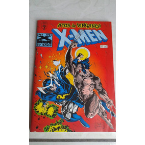 Revista X-men Nº 60 Editora Abril Jovem Bom Estado