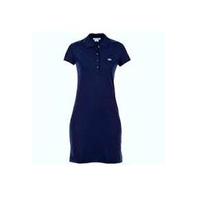 Vestido Lacoste Infantil - Calçados, Roupas e Bolsas no Mercado ... 739879f6b2