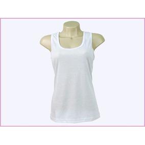 d560ae4c627eb Regata Feminina Para Sublimação - Blusas no Mercado Livre Brasil