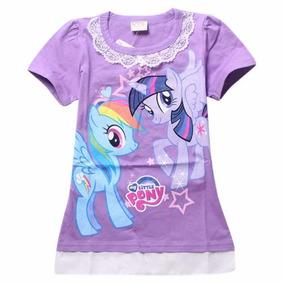 My Little Pony Blusa Para Niña