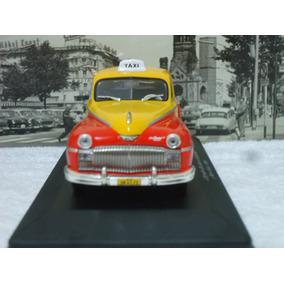 Miniatura De Veículo Desoto Chrysler 6 Suburban Taxi