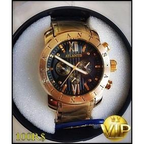 6bd400760b1 Relogio Atlantis Bvlgari Masculino - Relógios De Pulso no Mercado ...