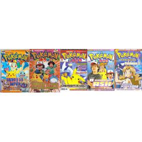 # Revistas Oficiais Pokémon + 5 Especiais + Álbum+ Posteres