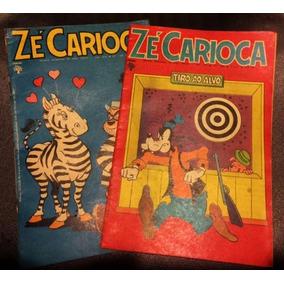 Gibi Zé Carioca Nº 1063 1169 Década De 70 Ed.abril