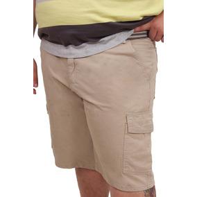 Bermuda Jeans Sarja Masculina Plus Size