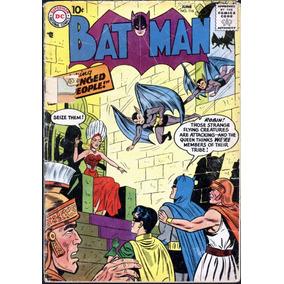 Batman #116 Jun De 1958 Dc 1.8 (importado)