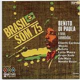 Cd Benito Di Paula - Brasil Som 75 (usado-otimo)