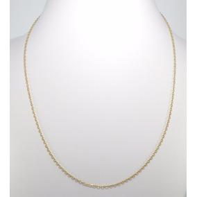 16f32749603 Cordão Em Ouro 18k Colar Cartier 45cm Certificado E Garantia - Joias ...
