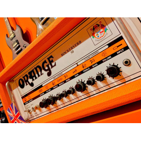 Orange Rockerverb 50 (versión Mki Original) Made In England