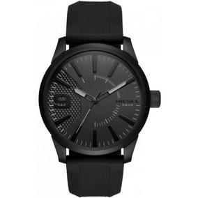 Relógio Masculino Diesel Dz1807/8pn Pulseira Borracha Preta