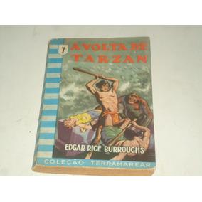 A Volta De Tarzan - Coleção Terramarear - 07