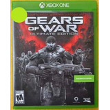 Gears Of War Ultimate Edition Xbox One* Play Magic