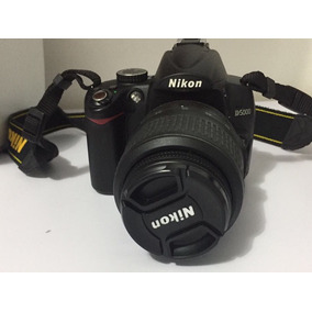 Nikon D5000 C/ Bag - 6658 Clicks